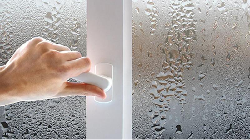 Почему окна «потеют» изнутри? Простые советы помогут избавиться от надоедливых капель